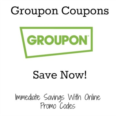 Groupon Coupons Offers Immediate Savings