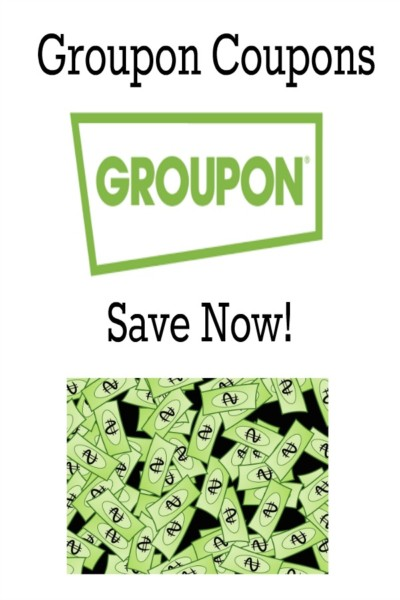 Enjoy immediate savings at Groupon Coupons for your online shopping.