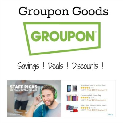Smart shopping with groupon goods groupon ad the savvy age for Groupon shopping arredamento