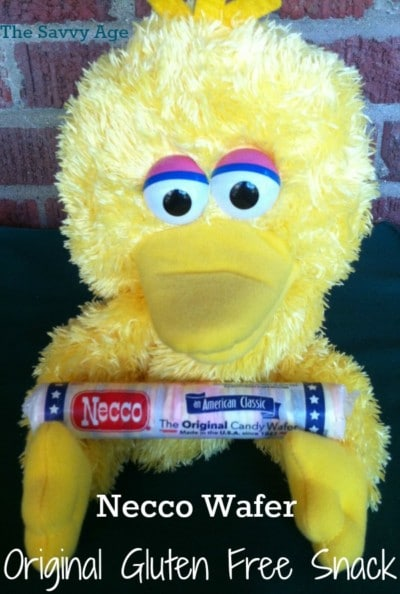 Necco Wafers are the original gluten free snack. Enjoy!