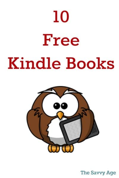 Enjoy 10 free Kindle books!
