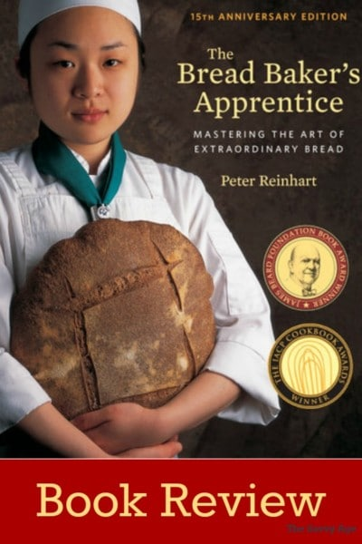 Review of The Bread Baker's Apprentice. A book any bread lover or baker will love!
