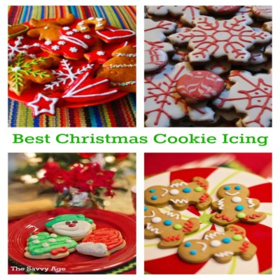 My New Favorite Cookie Icing – Holiday Cookies!
