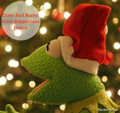 Kermit the frog with santa hat.