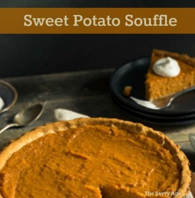 Yummy! Sweet Potato Souffle Recipe