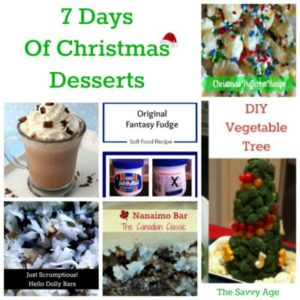 Christmas Dessert Collection – 7 Easy Christmas Desserts