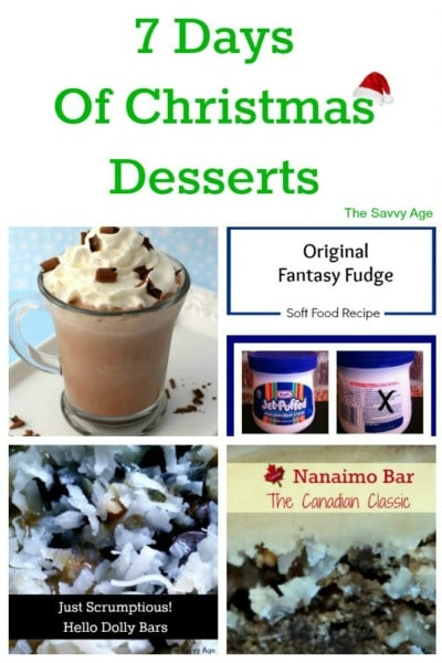 Christmas Dessert Collections