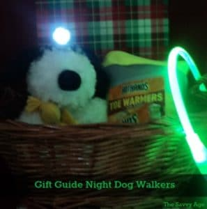 Can You See Me Now? Gift Guide For Night Dog Walking