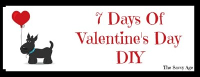 7 Days of Valentine's Day DIY