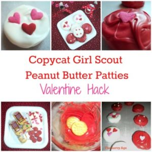 Copycat Girl Scout Peanut Butter Patties – Valentine's Day