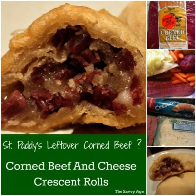 corned beef and cheese crescent rolls recipe