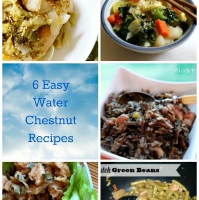 6 Wonderful Water Chestnut Recipes