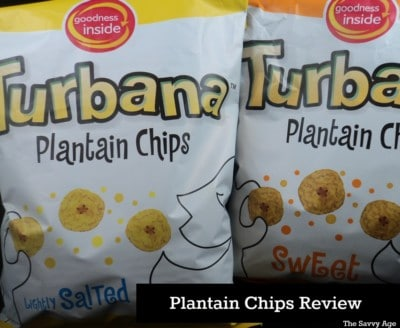 The Healthy Plantain Chips Snack & Review