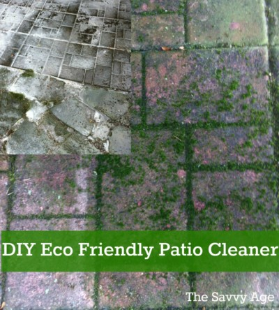 My Favorite Eco Friendly Brick Patio Cleaner
