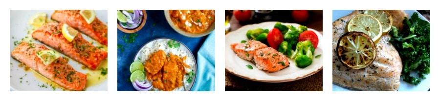 salmon air fryer recipes