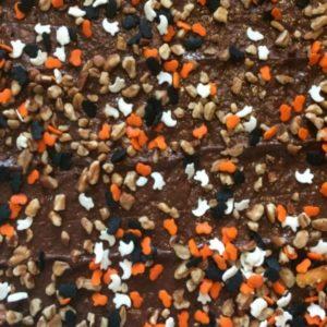 For Halloween: The Heinz 57 Chocolate Bark