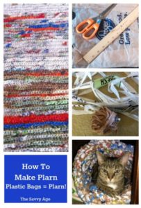 How To Make Plarn Tutorial: Recycle Plastic Bags Into Plarn