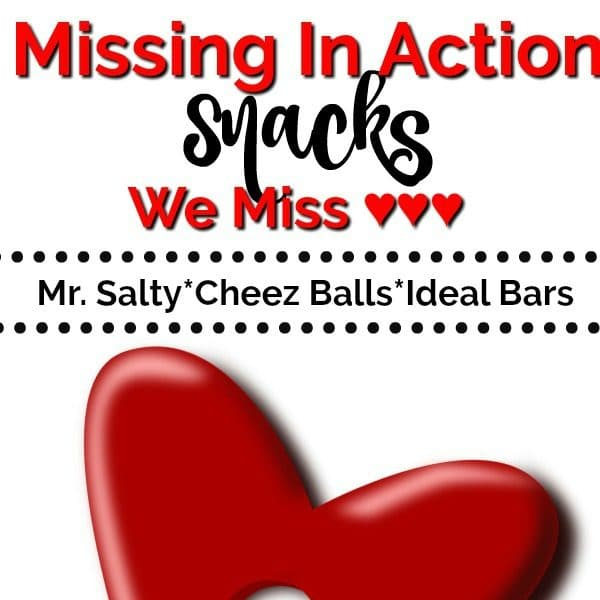 Discontinued Snacks We Miss! Mr. Salty! Cheez Balls!