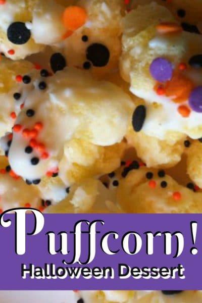 Halloween Puffcorn