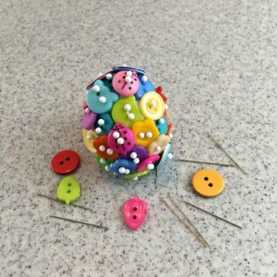 button easter egg