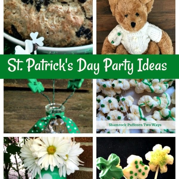 Favorite St. Patrick's Day Party Ideas