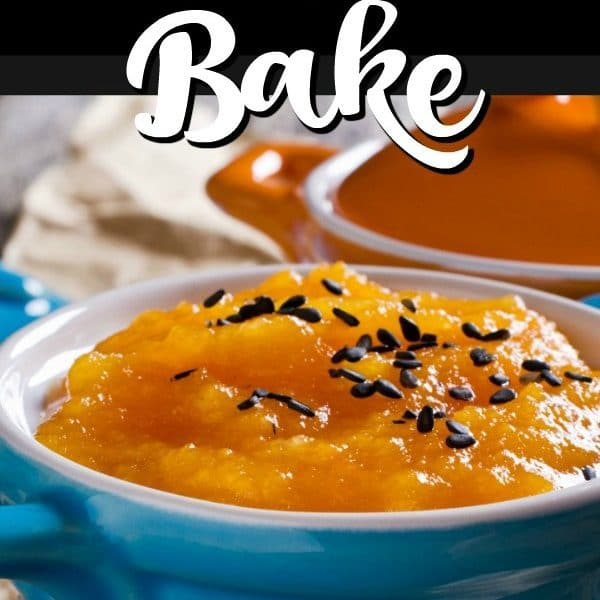 Butternut Squash Bake With Apples!