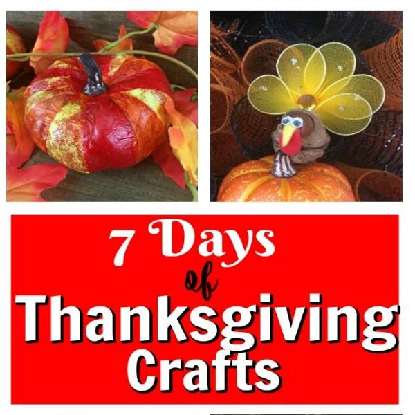 7 Easy Thanksgiving Turkey Crafts